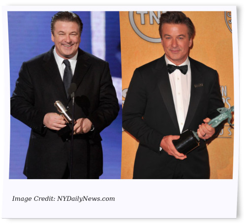 Alec Baldwin Celebrity Weight Loss