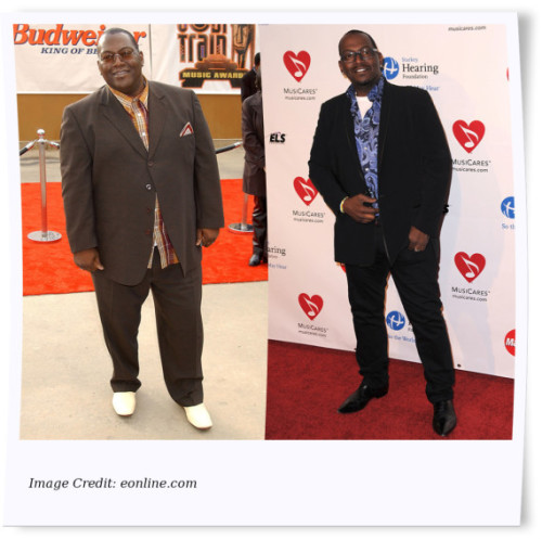 Celebrity Weight Loss Randy Jackson